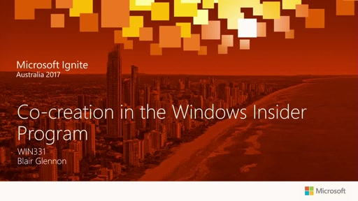 Co-creation in the Windows Insider Program
