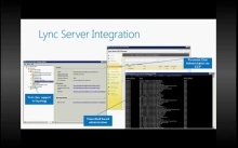 Lync Developer Roundtable: What's New With the Lync 2013 Persistent Chat API