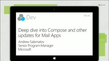 Deep dive into Mail Compose Apps APIs