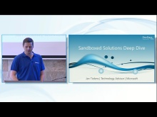 Sandboxed Solutions Deep Dive