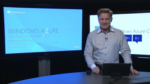 Continuous Delivery Zen with Windows Azure