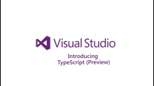 ​Introducing TypeScript (Preview)