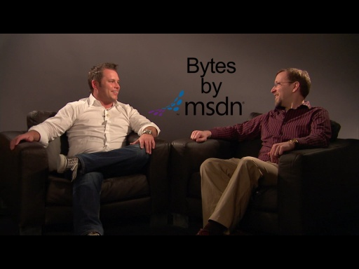 Bytes by MSDN: Cliff Simpkins and Brian Gorbett discuss the Windows Phone 7 Developer Experience