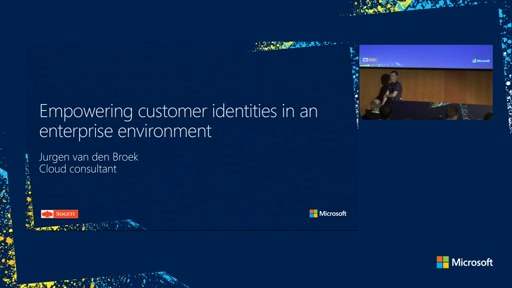 Customer Identities in Enterprise environments