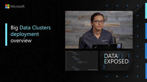 Big Data Clusters deployment overview