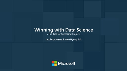 Winning with Data Science – 7 Pro Tips for Successful Projects