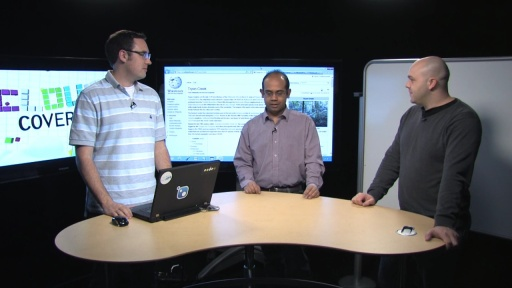 Episode 75 - Building Windows 8 Metro Apps using Windows Azure Service Bus
