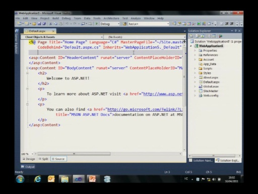Israeli MSDN Session: Beyond Visual Studio 2010 with Guy Burstein April 10th 2011 Part 1