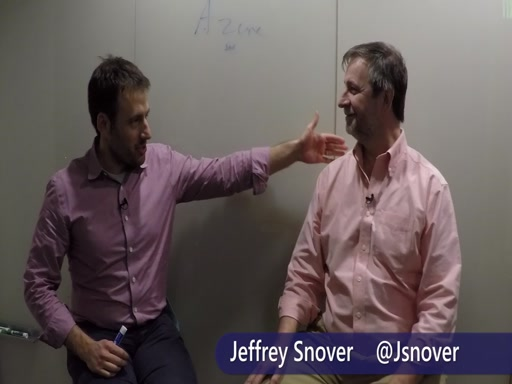 Tuesdays with Corey: Special Guest Jeffrey Snover talks about Azure Stack