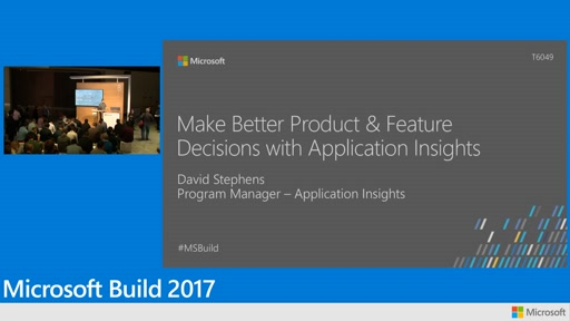 Make better product and feature decisions with Application Insights