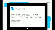 Advanced-and Easy!-BI with Excel and SQL Server Data Mining