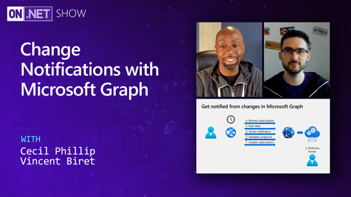 Change Notifications with Microsoft Graph