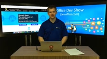 Office Dev Show - Episode 38 - OneDrive APIs in the Microsoft Graph