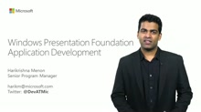Windows Presentation Foundation (WPF) Application Development