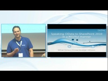 Speaking OData to SharePoint 2010 in a RESTful Manner