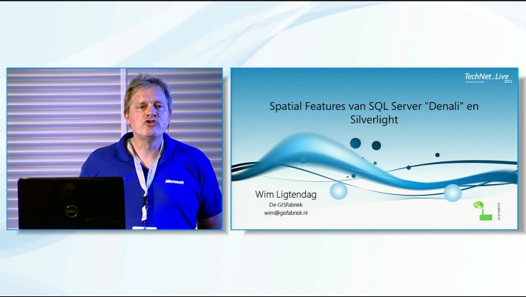 "Spatial Features in SQL Server ""Denali"" en het Gebruik ervan in Silverlight"