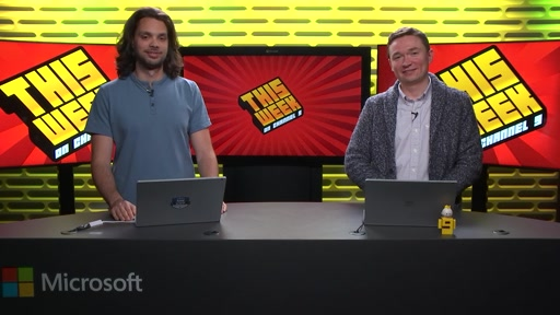 TWC9: Creators Updated Released, Learn What's Next Event, Happy Path to Azure IoT, Git Pretty and more...