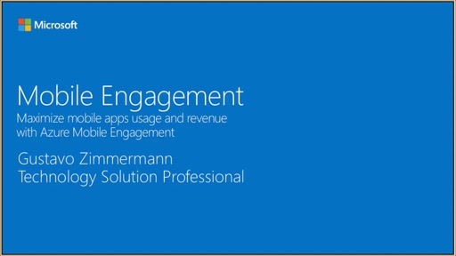 Azure Mobile Engagement e HockeyApp