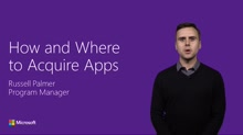 How and Where to Acquire Apps