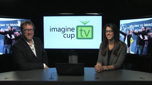 Imagine Cup TV Episode 011: TechEd, Team Pages, Samsung Award, Women's App Challenge!