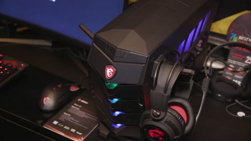 MSI Announces New Range of Extreme Gaming Devices