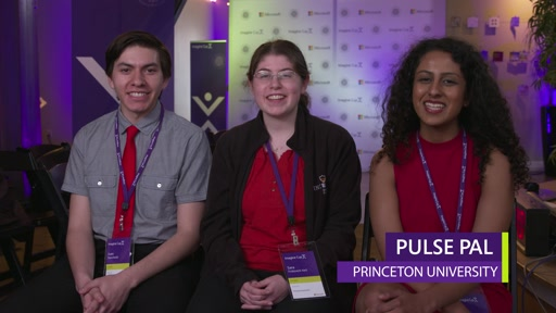 Pulse Pal - 2017 US Meet the Teams