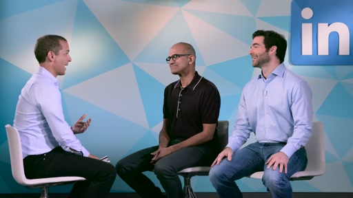 Satya Nadella & Jeff Weiner provide an update on Microsoft acquiring LinkedIn