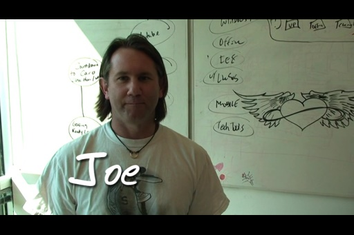 Joe Video Blog 004