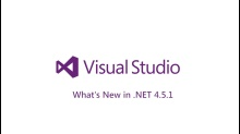 What's New in .NET 4.5.1
