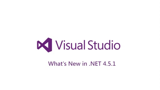 ​What's New in .NET 4.5.1