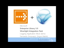 Enterprise Library for Silverlight - Logging demo