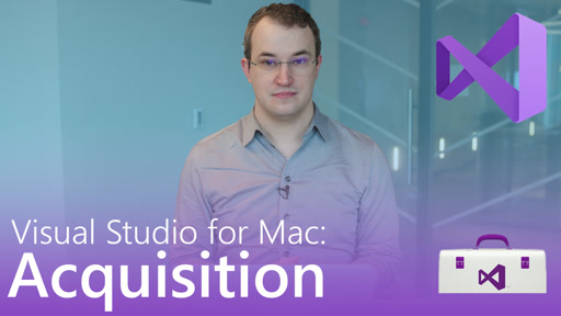 Visual Studio for Mac: Acquisition