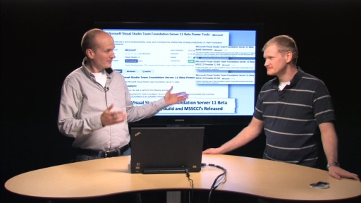 TWC9: TFS11 Beta Power Tools, VS11 Speed, XAML, CodePlex Git and more