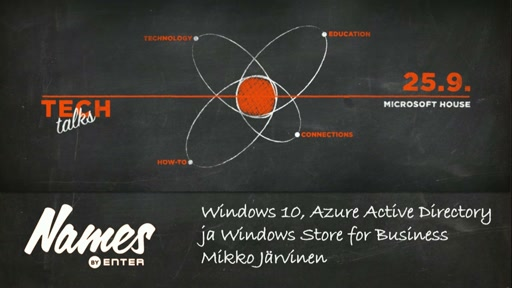 Windows 10: Azure AD, Business Store