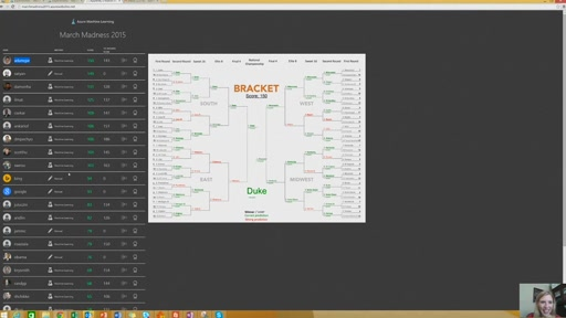 "How Azure ML Helped Predict the Results of the NCAA ""March Madness"" Tournament"