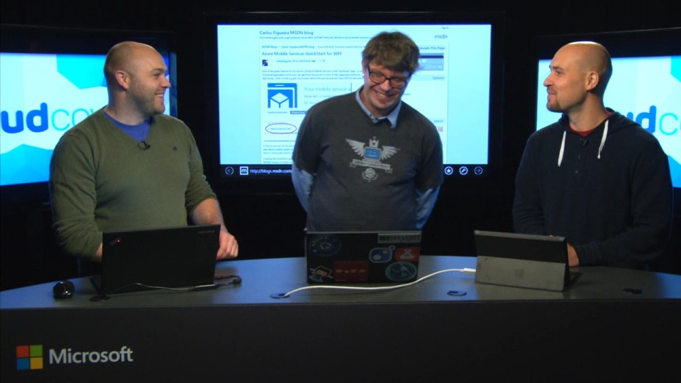 Episode 117: Introducing the new Windows Azure Management Libraries