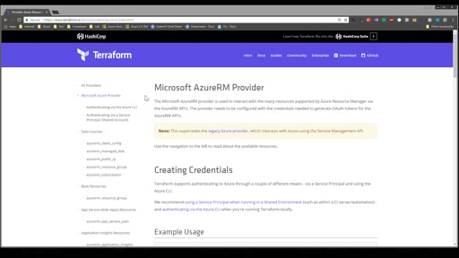 Getting Started With Terraform And Azure - Part 2