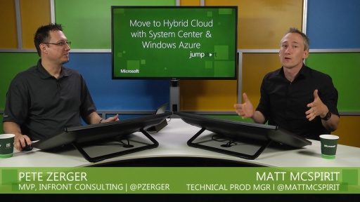 Move to Hybrid Cloud with System Center and Windows Azure: (01) Monitoring, Management and Operations