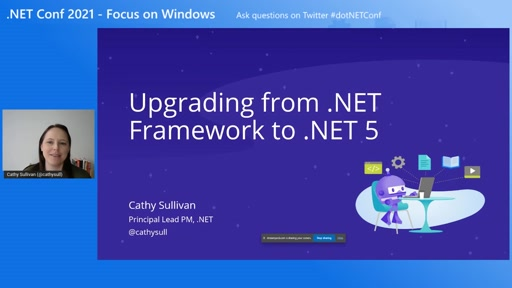 Upgrading .NET Desktop Apps from .NET Framework to .NET 5