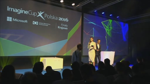 Gala Imagine Cup 2016 - Kategoria Innovation