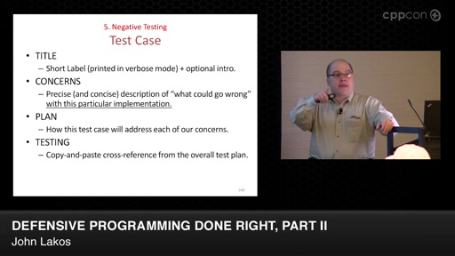 Defensive Programming Done Right, Part II