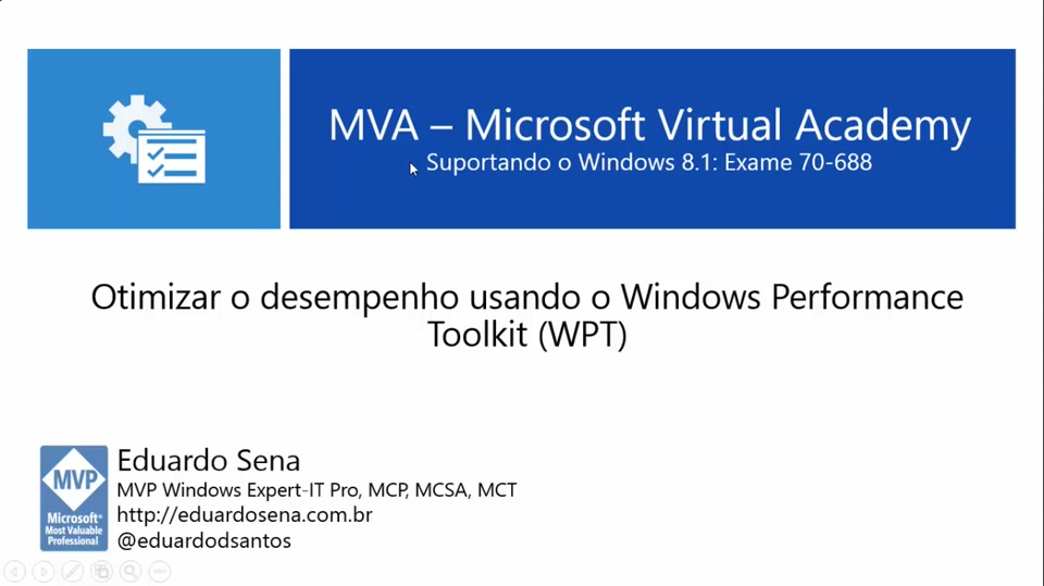 Otimizar o desempenho usando o Windows Performance Toolkit (WPT)