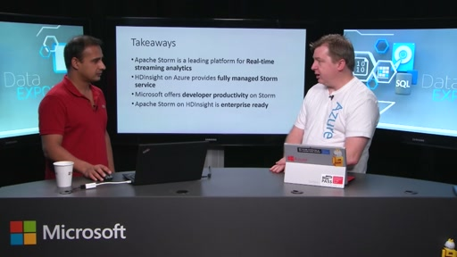 General Availability and What's New with the Azure Storm Service