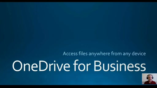 OneDrive for Business: Access files anywhere from any device