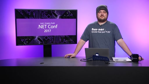 Get Started with ASP.NET Core 2.0
