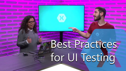 Xamarin Show: Best Practices für das User Interface Testing