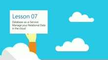 Database-as-a-Service: Manage your Relational Data in the cloud