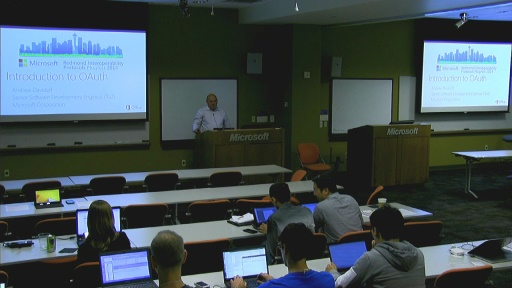 Introduction to OAuth Redmond Interoperability Protocols Plugfest 2014