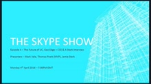 The Skype Show: Episode 4 – Geographically Dispersed Edge, New Skype for Business Features and More