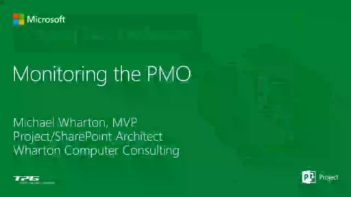 Monitoring and Automation of PMO Governance